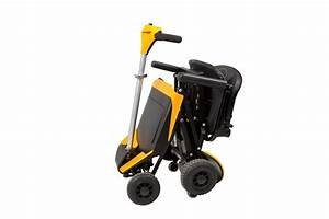 Folding Portable Electric Scooter For Elderly - Buy ...