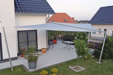 Sonnensegel Terrasse Wasserdicht by Sonnensegel Dreieck Hohmann Sonnenschutz