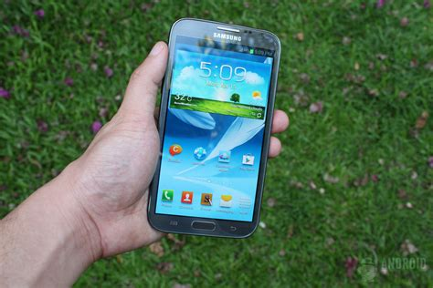 samsung galaxy note 2 android authority