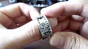 kinect gear ring youtube With gear mens wedding ring