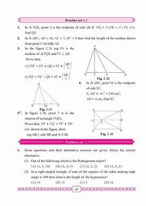 29 Consider The Diagram  Which Line Segment Has The Same