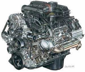 5 7 Liter Hemi V8 Engine Cutaway