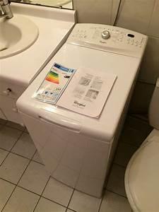 Machine à Laver Ouverture Dessus : lave linge ouverture whirlpool offres mars clasf ~ Melissatoandfro.com Idées de Décoration