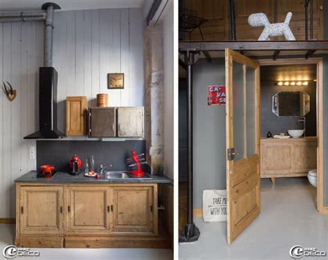 déco style industriel studio d 233 tudiant de style indus e magdeco magazine