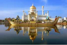 Free Wallpapers  Mosque In Water  Beautiful Masjid On Water