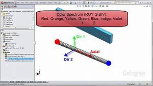 Solidworks Simulation - Beam Shear  U0026 Moment Diagrams