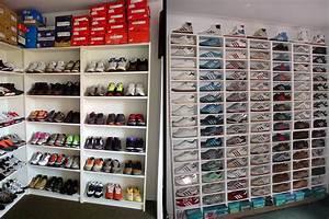 Schuhschrank Selber Bauen Billy : sneaker aufbewahrung wandschrank schuhregal billy ~ Watch28wear.com Haus und Dekorationen