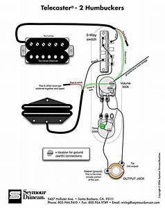 Telecaster Seymour Duncan Wiring Diagrams Series  Seymour