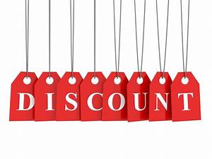 Discount list The Vegan Society