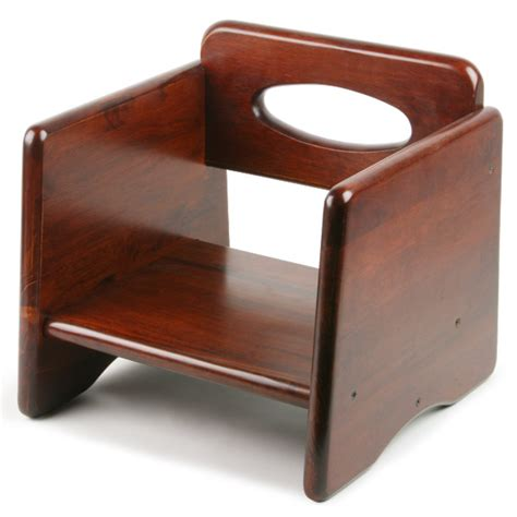 wooden booster seat walnut infant booster seat child