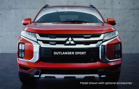Mitsubishi Phev Suv 2020 by 2020 Mitsubishi Outlander Sport Mitsubishi Motors