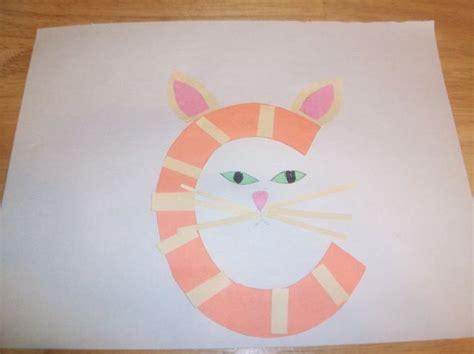letter  pre school crafts images  pinterest