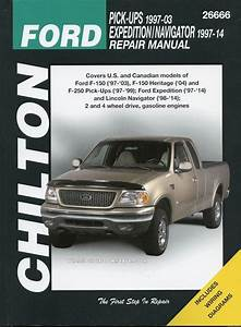 Ford F150  F250  Expedition  Lincoln Navigator Repair