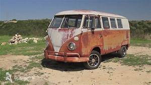 Micbergsma U0026 39 S 1967 Vw Bus  Before Restoration