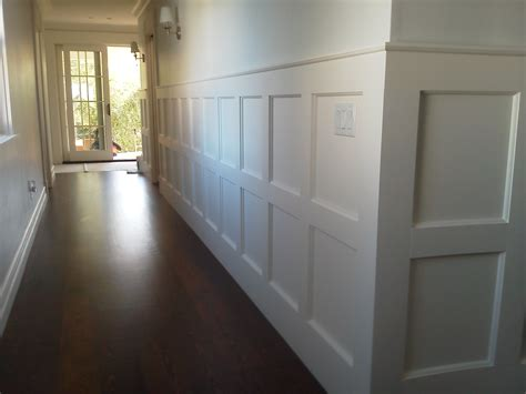 Custom Wainscoting Panels by Wainscot D 233 Finition What Is