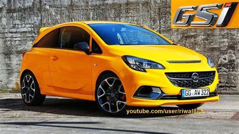Opel Corsa Specs by New Opel Corsa Gsi Specs Information Hd