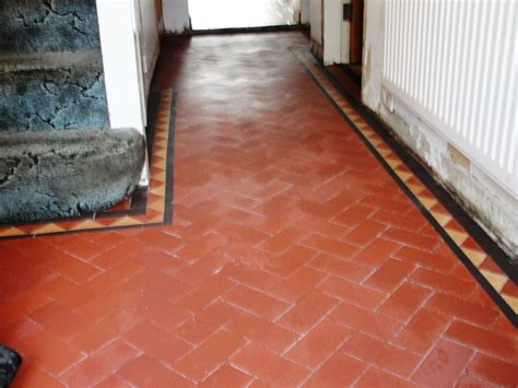 cleaning terracotta floors ourcozycatcottage