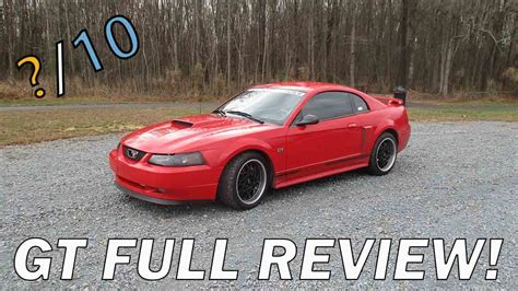 2003 ford mustang review 2003 ford mustang gt review