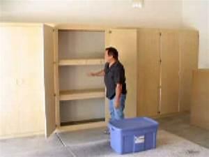 PDF Plans Tall Garage Storage Cabinet Plans Download