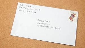 how to label an envelope 13 steps with pictures wikihow With letter labels