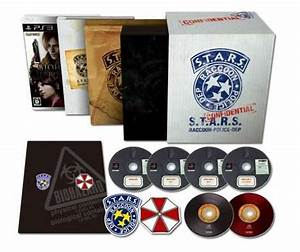 Exclusive Undead Gamer Sets : Resident Evil 15th ...