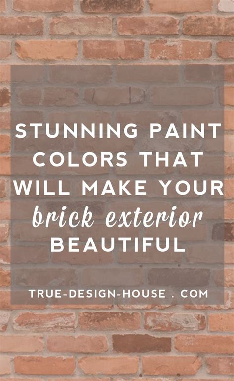 25 best ideas about brick exterior makeover on