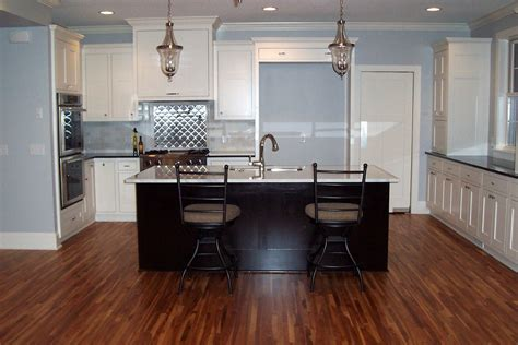 blue kitchen walls kitchen modern with pendant lighting vancouver custom home
