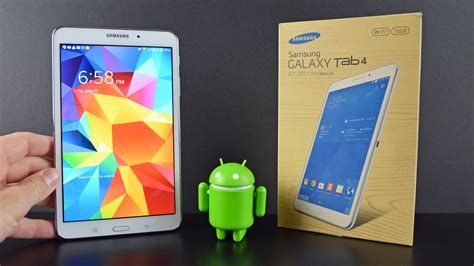 samsung galaxy tab 4 8 0 unboxing review