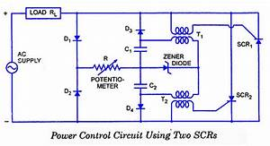 Ac Circuit Breaker Using Scr