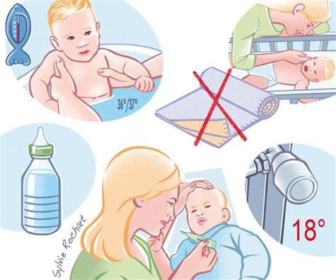 temperature chambre bebe comment faire baisser temperature chambre bebe visuel 2
