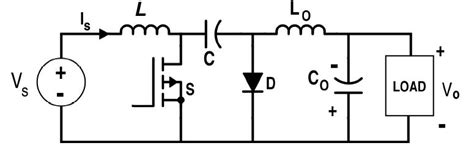 Free online file converter convert your files into different formats. Circuit diagram of Cuk Converter From Fig. 4, when Switch ...