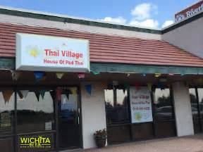thai village house pad thai review wichita eb