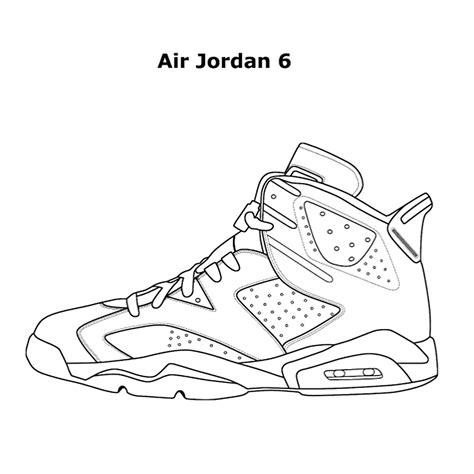 Coloring Jordans by Da Vinci Air Coloring Book Noveltystreet