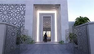 Arabic, Modern, Villa
