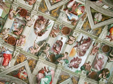 plafond de la chapelle sixtine file chapelle sixtine plafond jpg wikimedia commons
