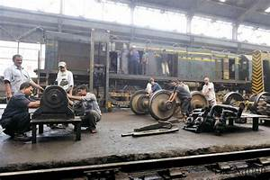 Railways Workshop Needs New Breath Of Life