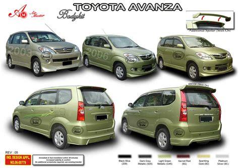 Toyota Avanza Modification new toyota avanza 2009 modification a photo on flickriver