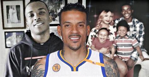 Matt Barnes Family by Sacramento Rises Up Vs Cop Murder Of Stephon Clark 22
