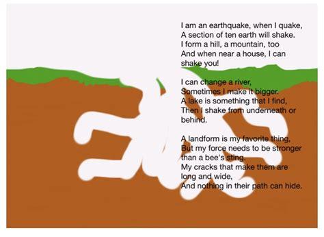 earthquake poem  flowvella  software