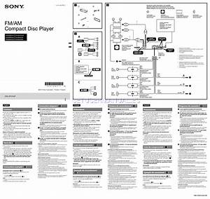Sony Car Stereo Gt57up Wiring Diagram