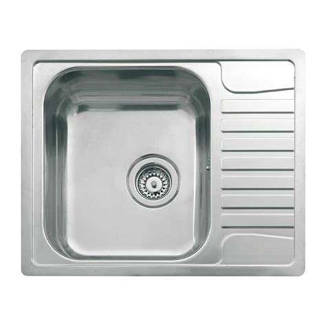small kitchen sink and drainer reginox admiral r40 compact sinks sinks taps 8092