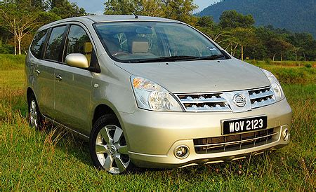 Review Nissan Livina by Nissan Grand Livina 1 8 Automatic Review