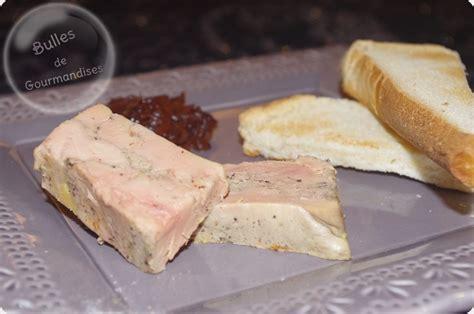 Foie Gras Congele by Foie Gras Facile Foie Gras Maison Bulles De Gourmandises