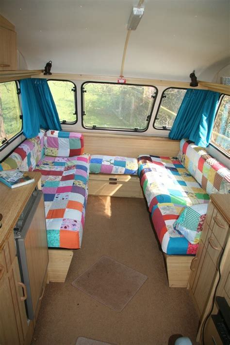 Diy Caravan Upholstery by 64 Best Static Caravan Images On Vintage