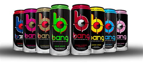 Bang Energy Drinks For Increased Recovery