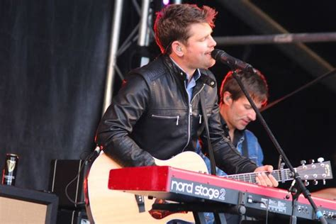 Scouting For Girls Thrill Biggest Audience Ever At
