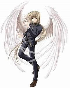 boy angel pics   Anime boy angel photo KAI.jpg   Momma's ...