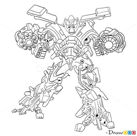 draw ironhead transformers