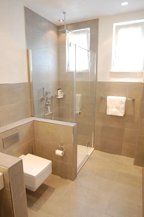 Moderne Badezimmer Flisen by Badezimmer Modern Fliesen