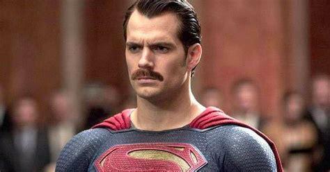 Henry Cavill's mustache has naturally led to many a suave